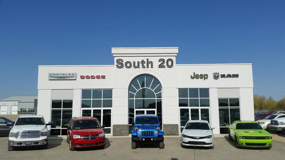 South 20 Dodge Chrysler Ltd 2018 Dodge Reviews