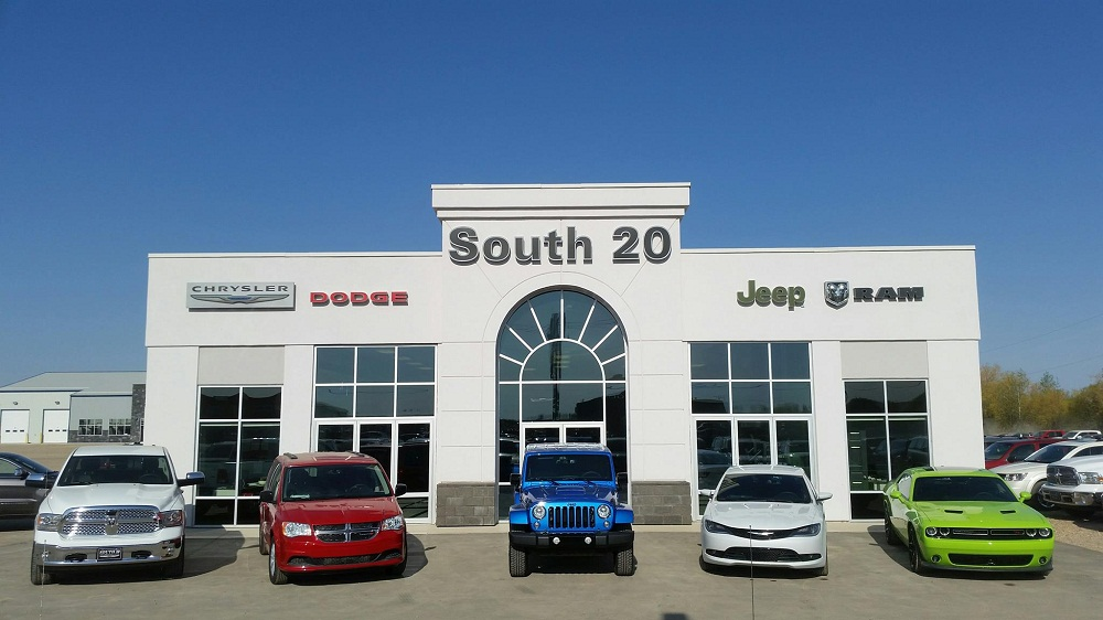 South 20 Dodge